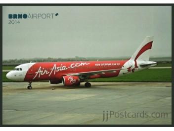 Air Asia/CSA Czech Airl., A320
