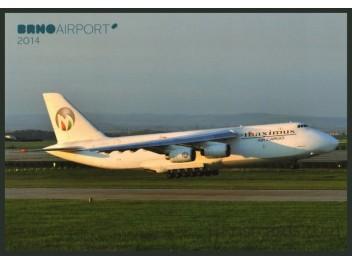Maximus Air Cargo, An-124