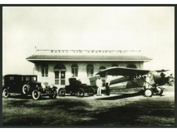 Monroe, 1930: Delta headquarters