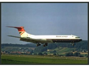 British Airways, VC-10