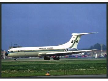 British United, VC-10