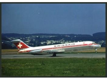 Swissair, DC-9