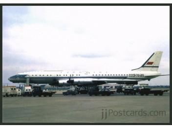 Aeroflot, Tu-114