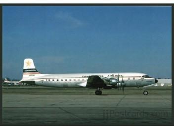 Continental, DC-7