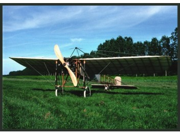 Blériot XI, private ownership