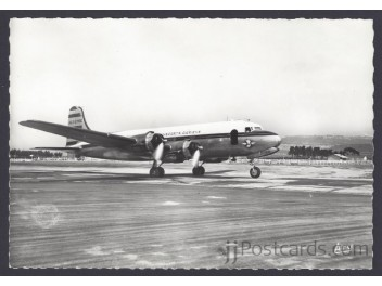 Air Algérie, DC-4