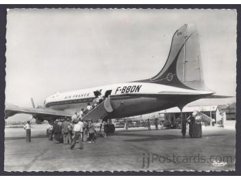 Air France, DC-4