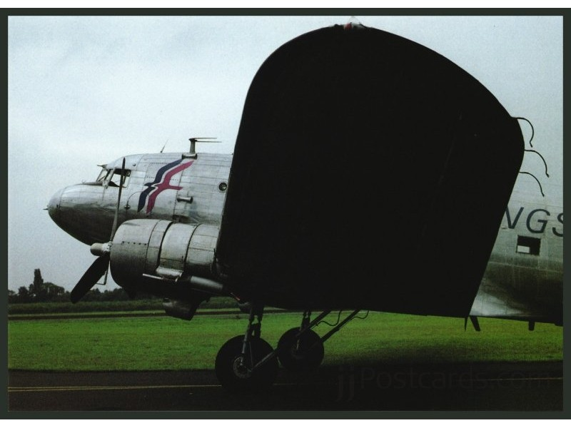 Classic Wings  DC-3 - Philippine Eagle Wings