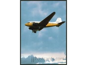 Mosquito Control, DC-3
