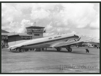 Air Malawi, DC-3
