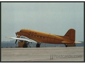 ARM Aeromarket, DC-3
