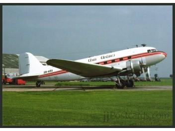Arax Airlines, DC-3