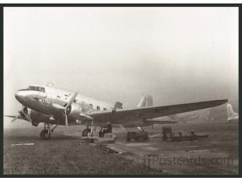 BOAC, DC-3