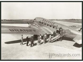 Braniff, DC-2
