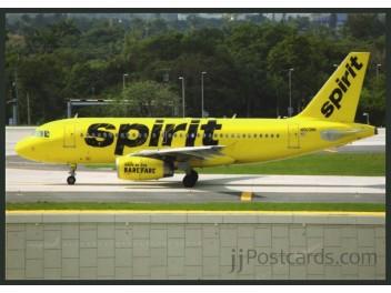 Spirit, A319