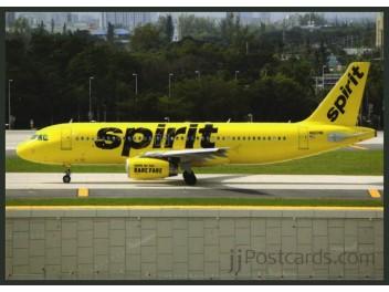 Spirit, A320
