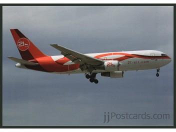 21 Air, B.767