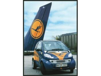 Frankfurt: Lufthansa, tail A300