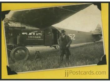 Swissair, Fokker VII