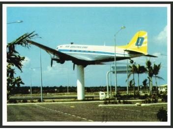 Cairns: Air Queensland, DC-3