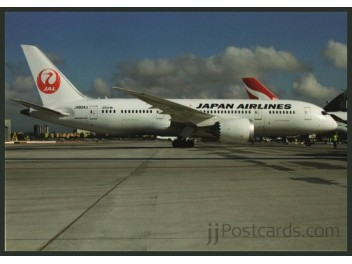 JAL, B.787