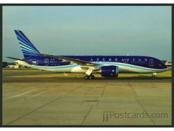 Azerbaijan Airlines, B.787
