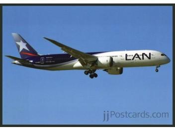 LAN Airlines, B.787