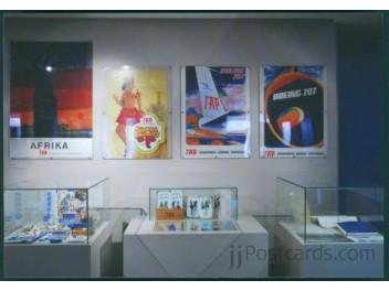 Lissabon, ANA Museum: TAP Poster