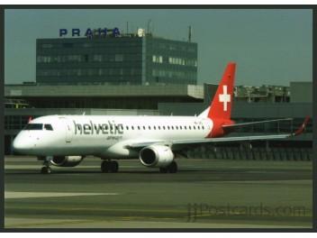 Helvetic Airways, Embraer 190