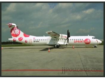 SprintAir, ATR 72