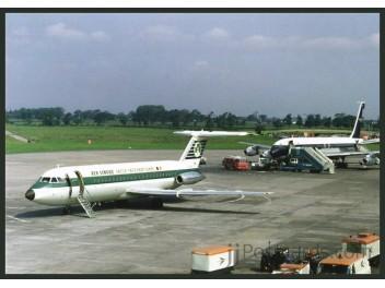 Aer Lingus BAC 1-11, BOAC B.707