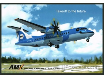 AMX - Amakusa Airlines, ATR 42