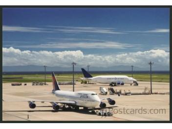 Centrair: Delta 747, Boeing Dreamlifter