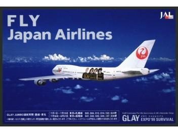 JAL, B.747