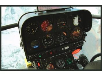 Air Zermatt, Aerospatiale Lama