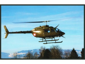 Air Force Austria, Bell OH-58