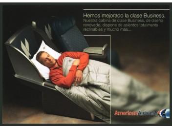 Cabin/Seat, American B.767