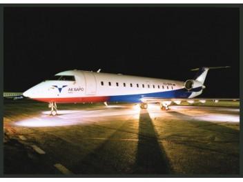 Ak Bars Aero, CRJ 200