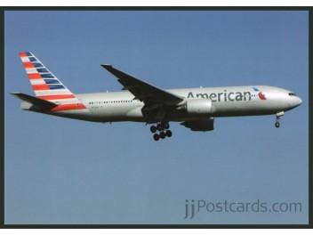 American, B.777