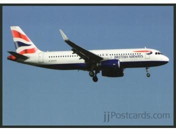 British Airways, A320