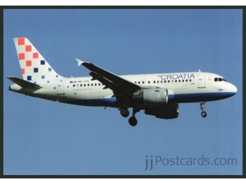 Croatia Airlines, A319