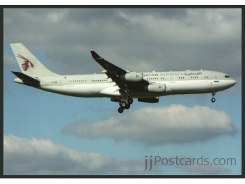 Qatar Amiri Flight, A340