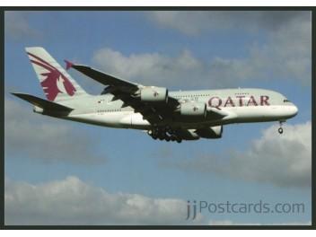 Qatar Airways, A380
