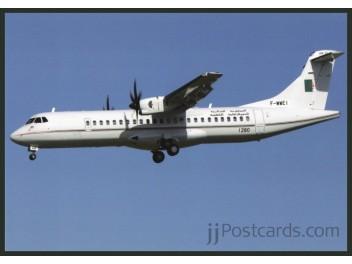Algerien (Regierung), ATR 72