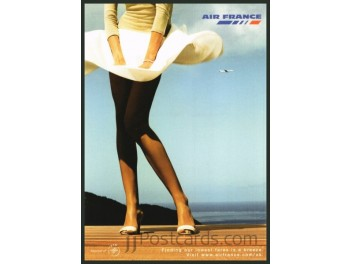 Air France, advertising, B.777