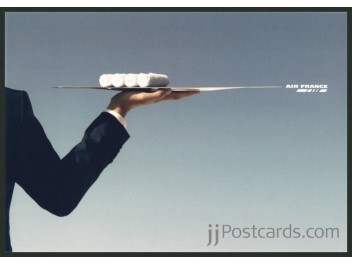 Air France, advertising