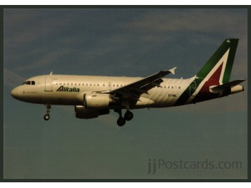 Alitalia, A319