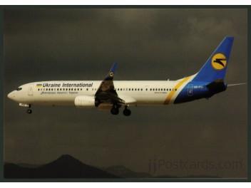 Ukraine International, B.737