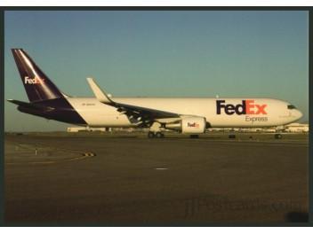 Federal Express - FedEx, B.767