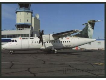 First Air, ATR 42